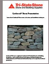 Carderock® Stone Presentation