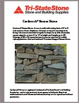 Carderock® Veneer Brochure