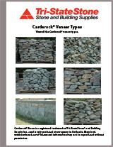 Carderock® Veneer Types Brochure