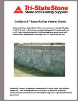 Carderock® Ashar Brochure